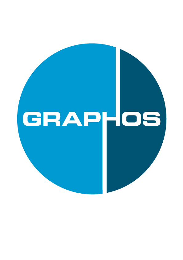Graphos Graphic Industrial Production Logo